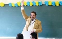 広島中等-英語授業