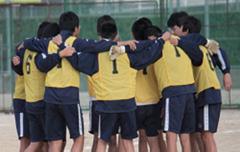 広島中等-球技大会